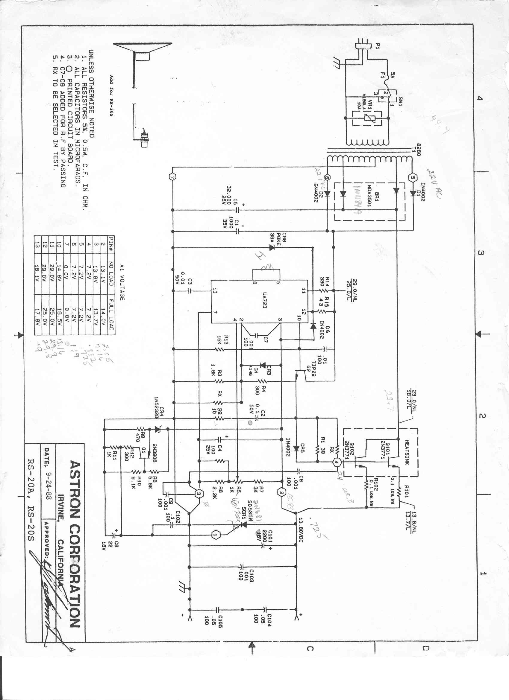 Index Of Pub Radio Manuals Miscellaneous Power Deck Trailer Wiring Diagram Astron Rs 20 Supply Schema